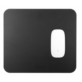 Nomad Mousepad Leather grau