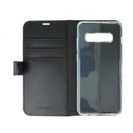 Valenta Booklet Classic Luxe Galaxy S10E schwarz