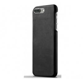 Mujjo Leather Case iPhone 7 / 8 / SE 2020 schwarz