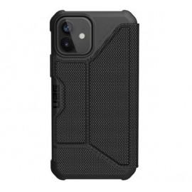UAG Metropolis stoßfeste Hülle iPhone 12 Mini schwarz
