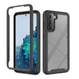 Casecentive Shockproof case Samsung Galaxy S21 Plus black