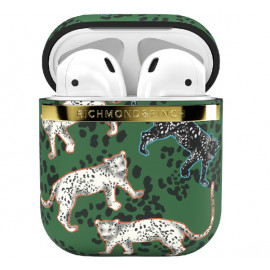 Richmond & Finch Freedom Series AirPods Leopard grün