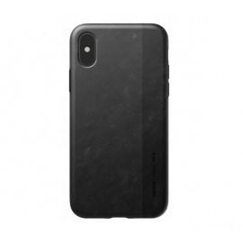 Nomad Carbonhülle iPhone X / XS schwarz