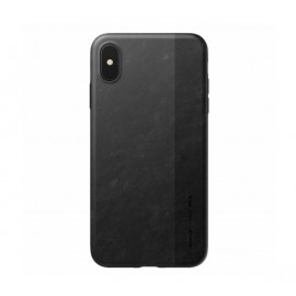 Nomad Carbonhülle iPhone XS Max schwarz