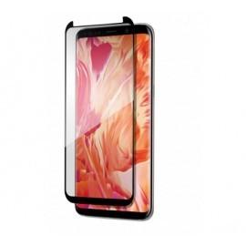 THOR Glas Bildschirmschutz Case-Fit Samsung Galaxy S9 Plus