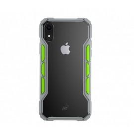 Element Case Rally iPhone XS Max hellgrau / grün