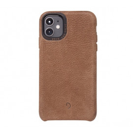 Decoded Bio Leather Case iPhone 11 Hellbraun