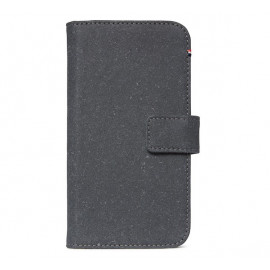 Decoded Leder Wallet Case iPhone 11 Pro anthrazitfarben