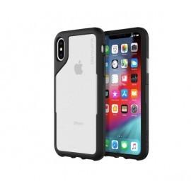 Griffin Survivor Endurance iPhone X / XS Hülle schwarz / grau