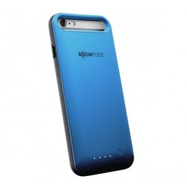 Boompods Powercase 4000mAh iPhone 6 / 6S Plus blau