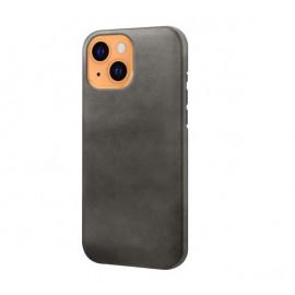 Casecentive Lederhülle iPhone 13 schwarz