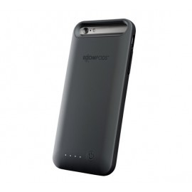 Boompods Powercase 3100mAh iPhone 6 / 6S grau