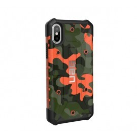 UAG Hardcase Pathfinder iPhone X / XS camo orange