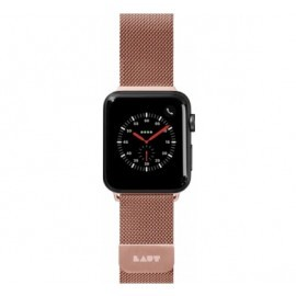 LAUT Apple Watch 38 / 40 mm Edelstahl Armband rosé gold