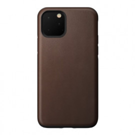 Nomad Rugged Leather Case iPhone 11 Pro braun