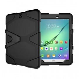 C&S Survivor Case Galaxy Tab S2 9.7 Hülle schwarz
