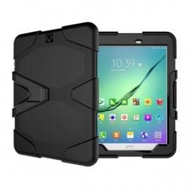 C&S Survivor Hardcase Galaxy Tab A 10.1 2016 Hülle schwarz