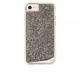 Case-Mate Brilliance Tough Case iPhone 6(S)/7/8 Gold/Silber
