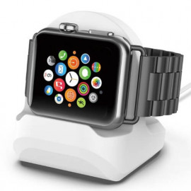 Casecentive Ladestation Apple Watch 1 / 2 / 3 / 4 weiß