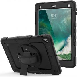Casecentive Handstrap Pro Hardcase mit Griff iPad 2017 / 2018 schwarz