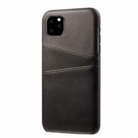 Casecentive Leder Wallet Backcase iPhone 11 Pro Max schwarz