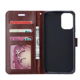 Casecentive Magnetische Leder Hülle Brieftasche Galaxy S20 Ultra Kaffee
