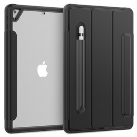 Casecentive Rugged Smart Cover Case iPad 10.2 schwarz