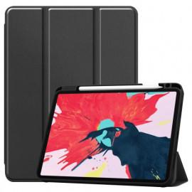 "Casecentive Smart Book Hülle iPad Pro 12.9"" 2020 schwarz"