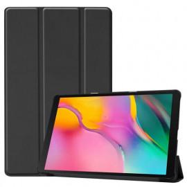 Casecentive Smart Case Tri-fold Galaxy Tab A 10.1 (2019) schwarz