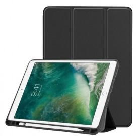 Casecentive Leder Foliohülle iPad Air 10.5 / Pro 10.5 schwarz