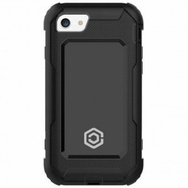 Casecentive Ultimate Hardcase iPhone 6(S) / 7 / 8 / SE 2020 schwarz