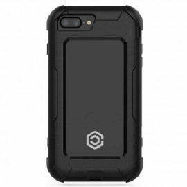 Casecentive Ultimate Hardcase iPhone 6(S) / 7 / 8 Plus schwarz