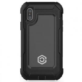 Casecentive Ultimate Hardcase iPhone X / XS schwarz