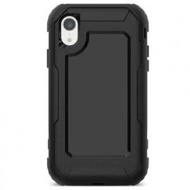 Casecentive Ultimate Hardcase iPhone XR schwarz