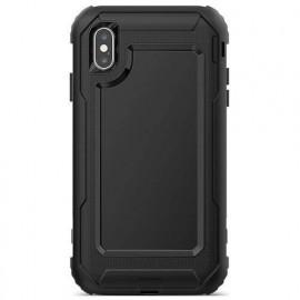 Casecentive Ultimate Hardcase iPhone XS Max schwarz