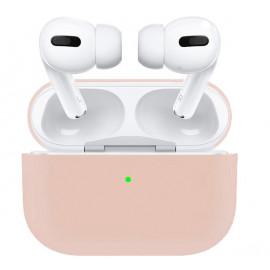 Casecentive AirPods Pro Ultra-slim Silikon Hülle Rosa