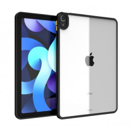 Casecentive Schutzhülle iPad Air 2020 Schwarz / Transparent