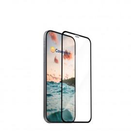 Casecentive Glass Screen Protector 3D Full Cover iPhone 13 Mini schwarz