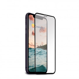 Casecentive Glass Screen Protector 3D Full Cover iPhone X / XS