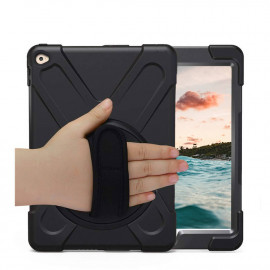 Casecentive Handstrap 360 mit Griff iPad Mini 4 schwarz