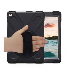 Casecentive Handstrap Hardcase iPad Pro 10.5 / Air 10.5 (2019) schwarz mit Handschlaufe