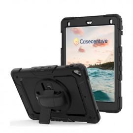 Casecentive Handstrap Pro Hardcase mit Griff iPad Mini 4 / 5 schwarz