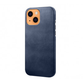 Casecentive Lederhülle iPhone 13 blau