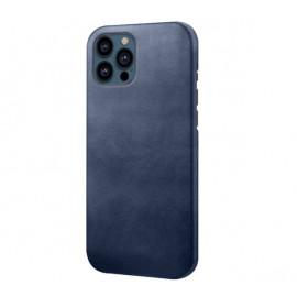 Casecentive Lederhülle iPhone 13 Pro blau
