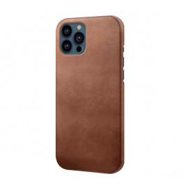 Casecentive Lederhülle iPhone 13 Pro braun