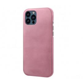 Casecentive Lederhülle iPhone 13 Pro rosa