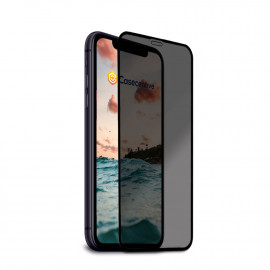 Casecentive Privacy Glass Screen Protector 3D Full Cover iPhone 11