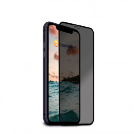 Casecentive Privacy Glass Screen Protector 3D Full Cover iPhone 11 Pro