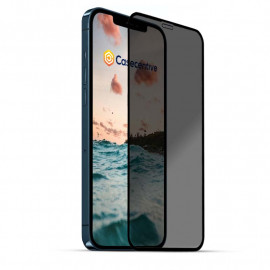 Casecentive Privacy Glass Screen Protector 3D Full Cover iPhone 12 / 12 Pro