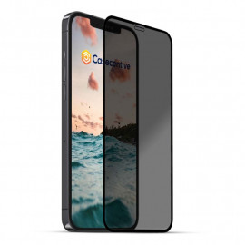 Casecentive Privacy Glass Screen Protector 3D Full Cover iPhone 13 Pro Max